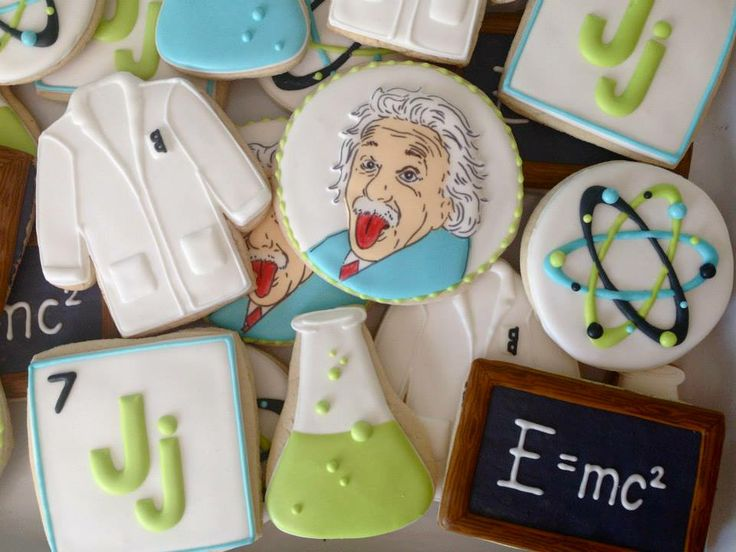 Oh, Sugar! Events on Facebook Science Cookies