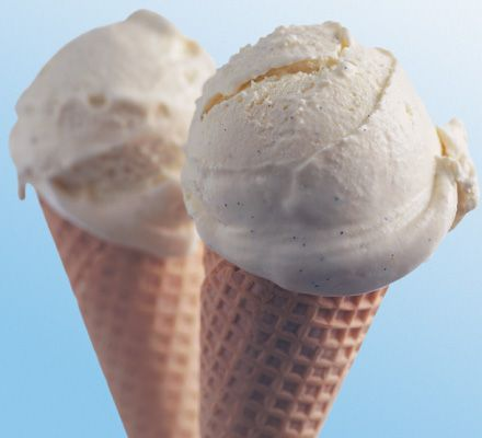 Is Angela Nilsen's vanilla ice cream the smoothest, creamiest homemade ice cream in history?