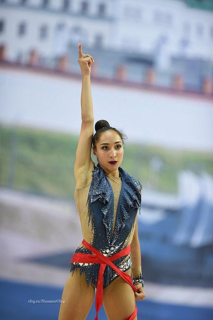 Salome Pazhava (Georgia), World Cup (Kazan) 2016