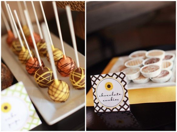 Cake Pop Ideas For Thanksgiving : 17 Best images about cake pops ideas on Pinterest Island ...
