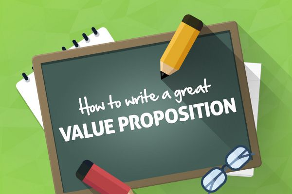 how to create a good value proposition