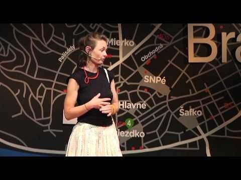 this is loud TEDxBratislava - Illah van OIJEN - Love what you do