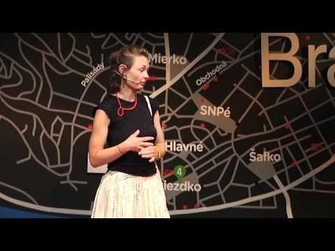 this is loud TEDxBratislava - Illah van OIJEN - Love what you do