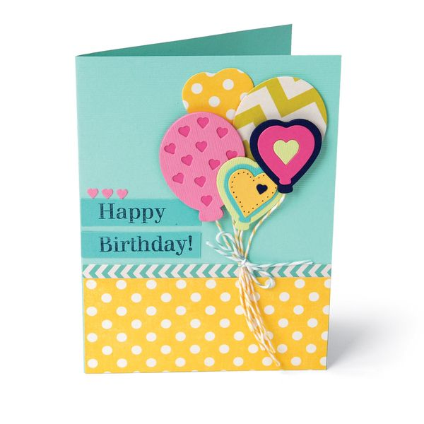 766 best birthday cards balloons images on pinterest birthdays triplits dies offer a variety of affordable solo options or multi die options this package contains ten dies design balloons measuring between inches bookmarktalkfo Images