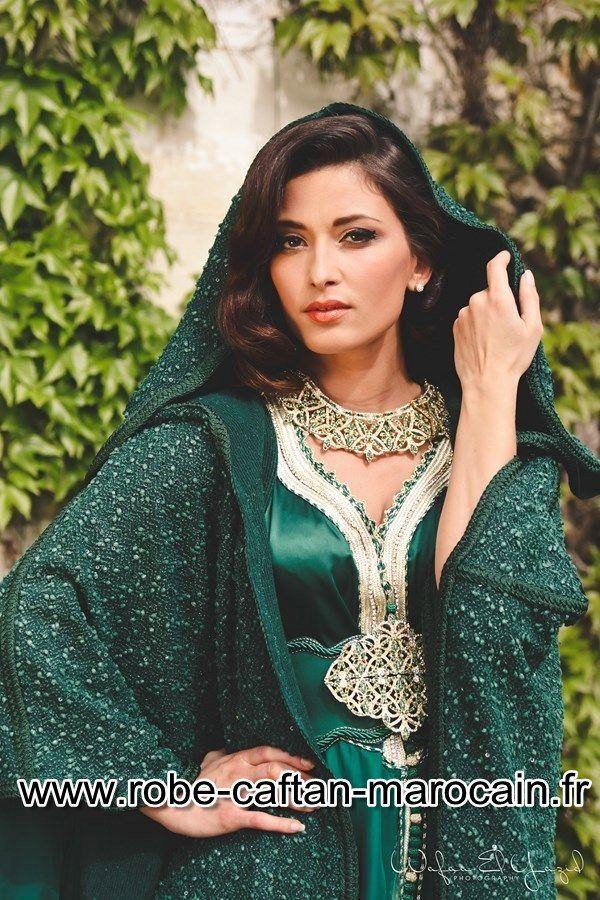 Robe marocaine design 2015