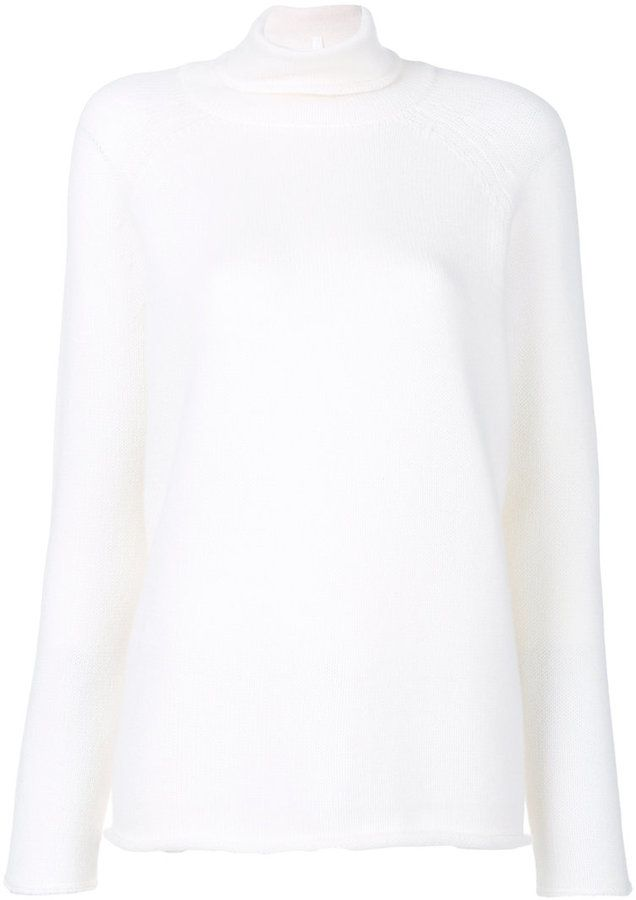Philo-Sofie fitted roll neck jumper