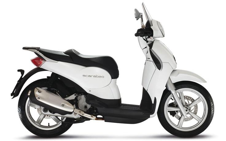Aprilia Scooter - SCARABEO 200