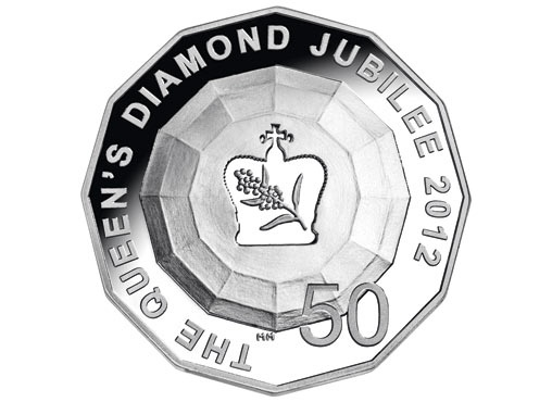 Jubilee 50c Proof Silver Coin 3 coin set $522.00
