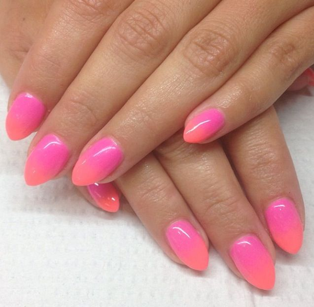 Stiletto Nails By Gina #Ombre