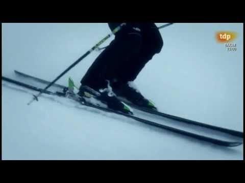 Puesta a punto para esquiar y evitar lesiones en la nieve - YouTube
