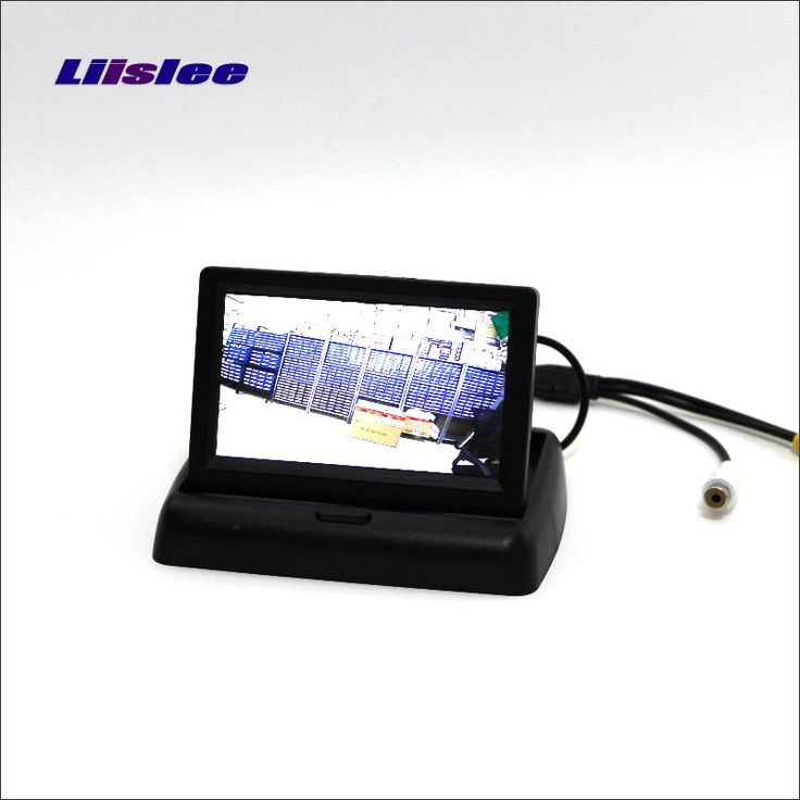 For Acura MDX / TSX / RL / TL / Foldable Car HD TFT LCD