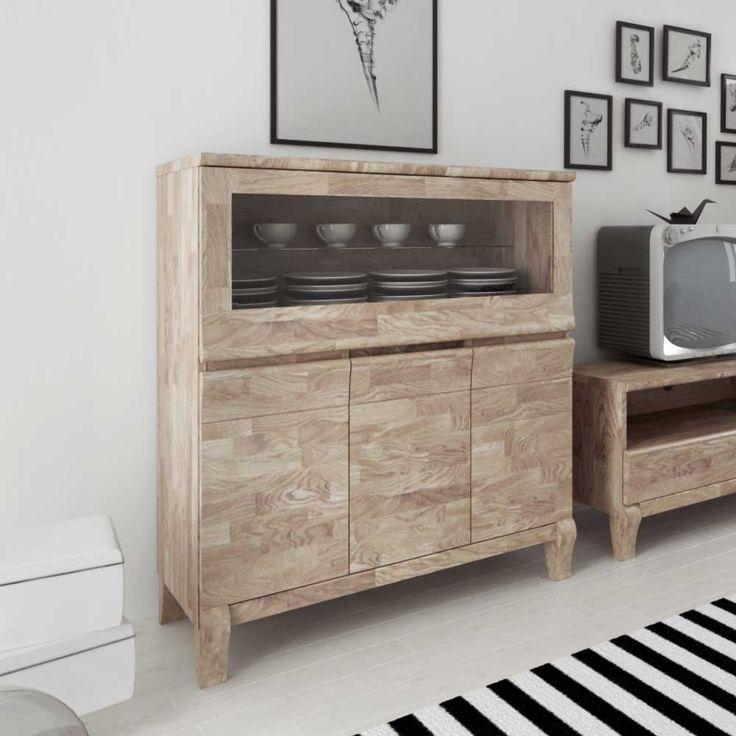 Die besten 25+ Eiche weiß geölt Ideen auf Pinterest Rohholz - wohnzimmerschrank eiche rustikal