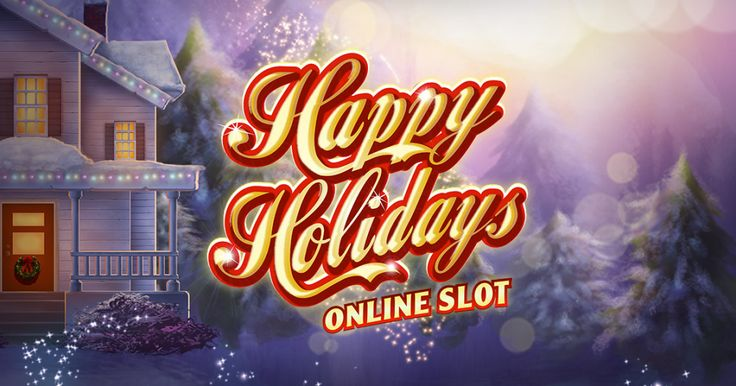 Happy Holidays is a slot machine designed by one of the most respected developers in business today, by Microgaming.