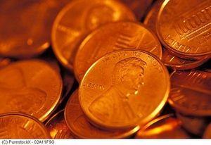 Andrzejkowa wróżba z monetą