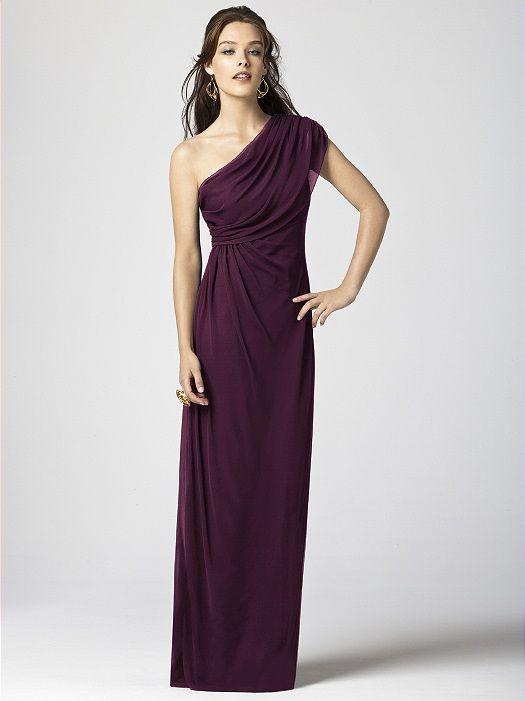 13 best Bordeaux dresses images on Pinterest | Brides, Bridesmaids ...