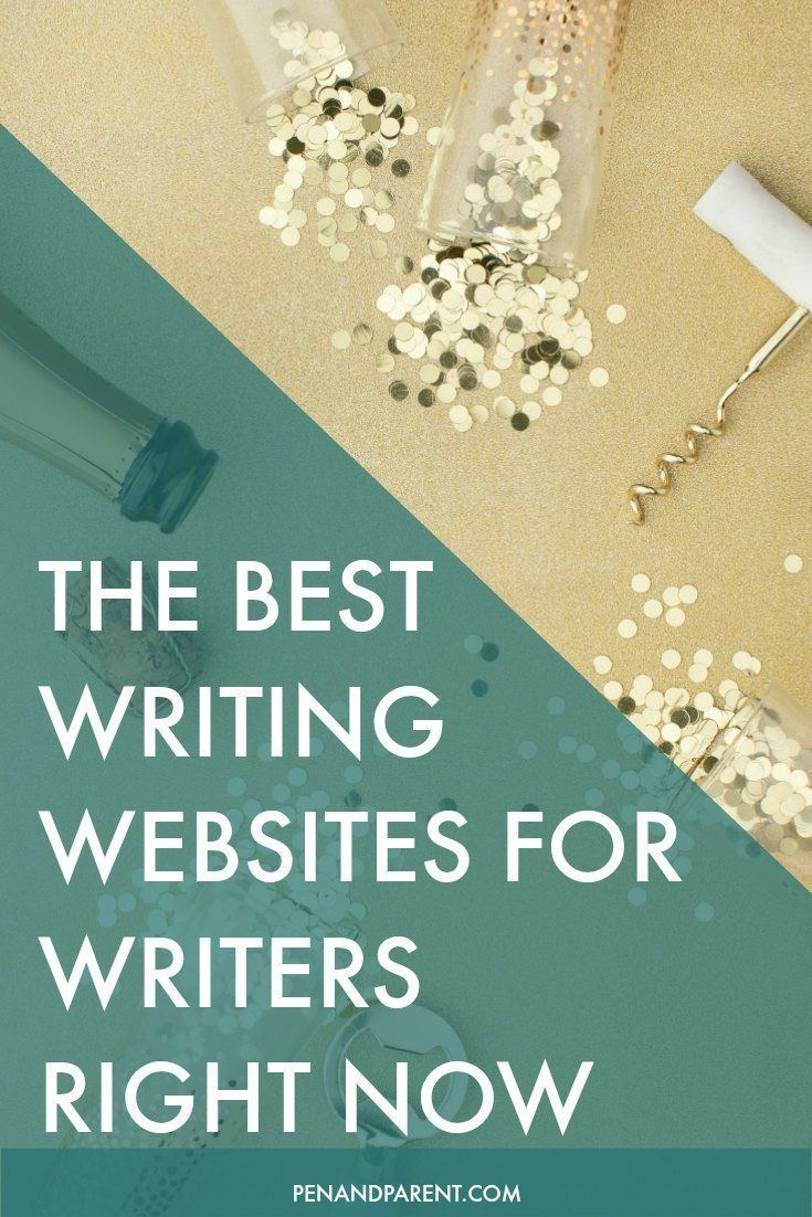 Are you looking for the best writing websites for writers right now? These online writing websites will give you great information on the craft of writing, self-publishing, freelance writing, making money with your writing and more. You have to check them