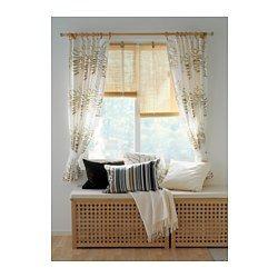 IKEA - HOL, Aufbewahrungstisch, Massivholz ist ein strapazierfähiges Naturmaterial.Praktische Aufbewahrung im Tisch.