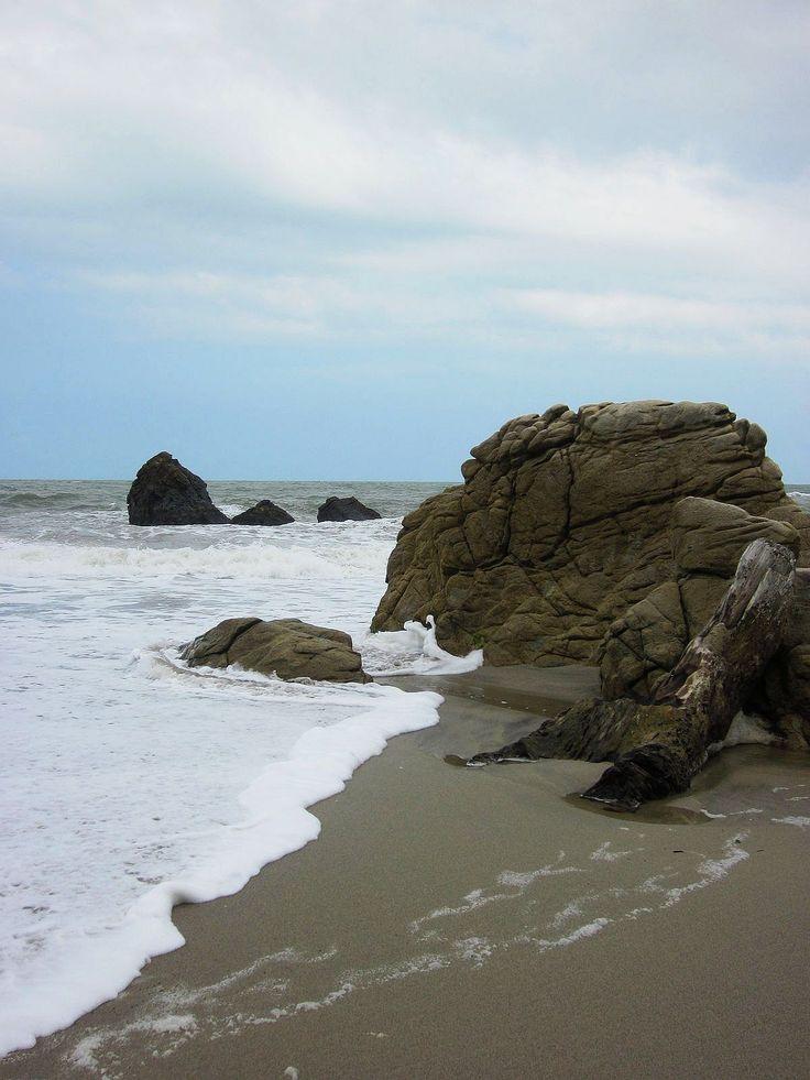 Playa Los Angeles, Colombia (Dec-2010)