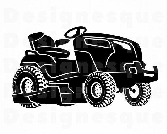Lawn Mower Tractor 4 Svg Lawn Mower Svg Landscaping Svg Etsy In 2021 Lawn Mower Tractor Lawn Mower Lawn Mower Storage