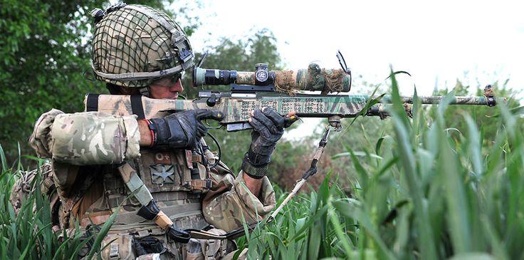 Role Finder - British Army Website