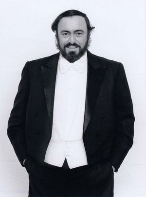 Luciano Pavarotti (12 October 1935 – 6 September 2007) was an Italian operatic tenor, who also crossed over into popular music, eventually becoming one of the most commercially successful tenors of all time.