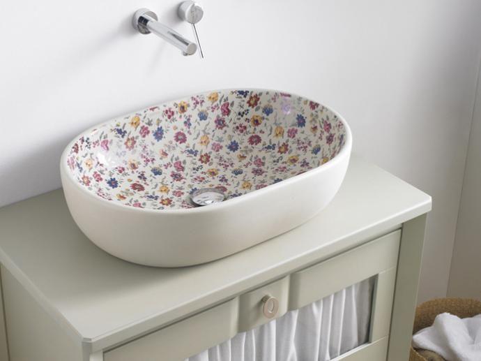 Lavabo Tolouse Acabado Natural Geraldine De The Bathco   Washbasin Tolouse  Geraldine By The Bathco
