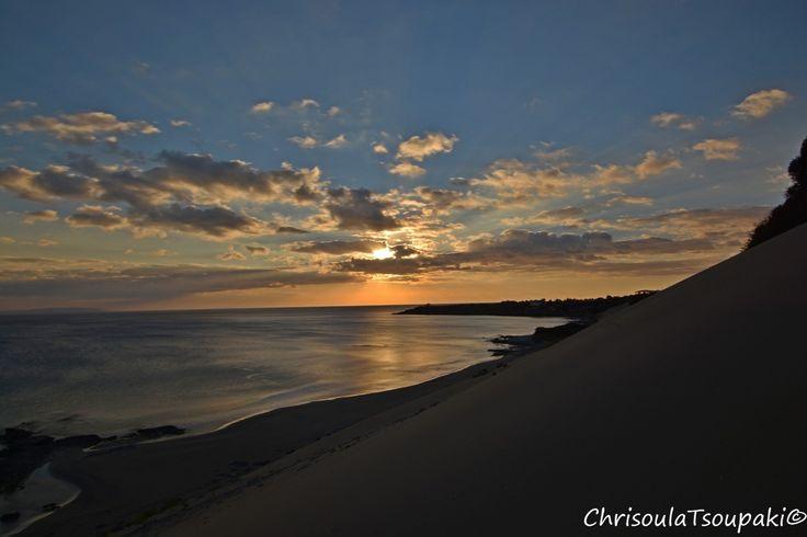 5/12/15: #Orthi_Ammos_beach #Frangokastello #Sfakia #Chania #Crete #Greece www.livikoapartments.gr