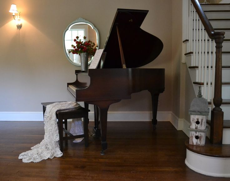 Living Room Decorating Ideas Baby Grand Piano Making