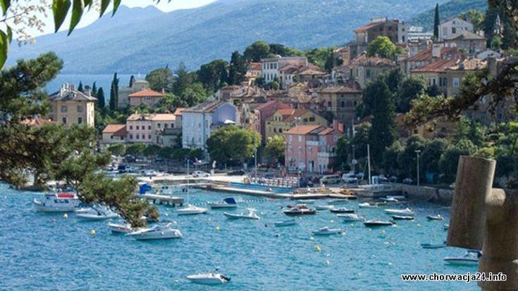 Perła regionu, Opatija - http://www.chorwacja24.info/kvarner/opatija #opatija #croatia #chorwacja