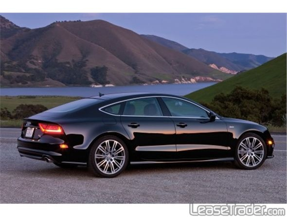 2013 audi a7 - maybe summer time its a toss up