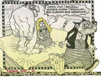 Dudak tiryakisi... #komik #karikatür #karikatur #enkomikkarikatür #enkomikkarikatur #funny #comics #mizah