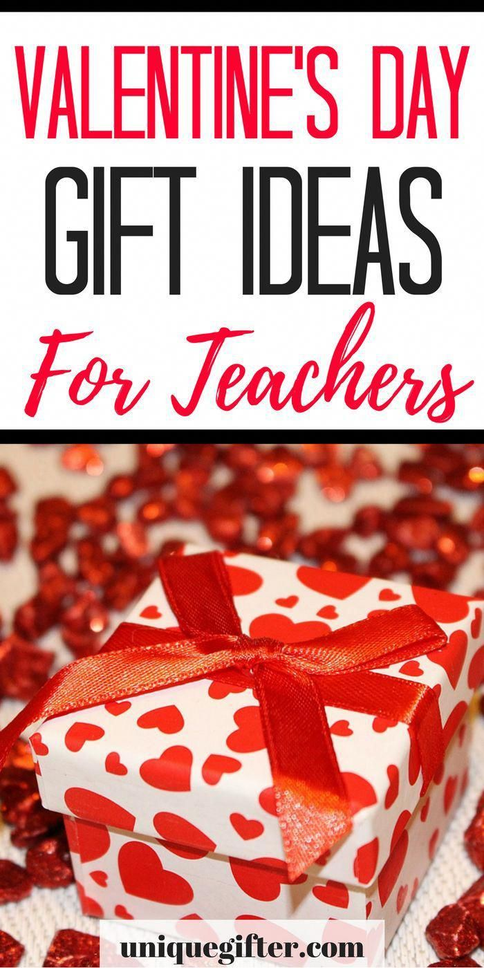Valentine S Day Gift Ideas For Teachers Affordable Valentine S