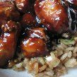Slow Cooker Teriyaki Chicken...so delicious that I put down my fork to   pin the recipe!