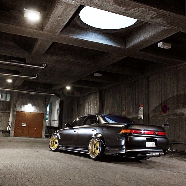 Old Is Gold. Piikkiöcustoms Ex Project Car. Photo By @fotomotuke #toyota #