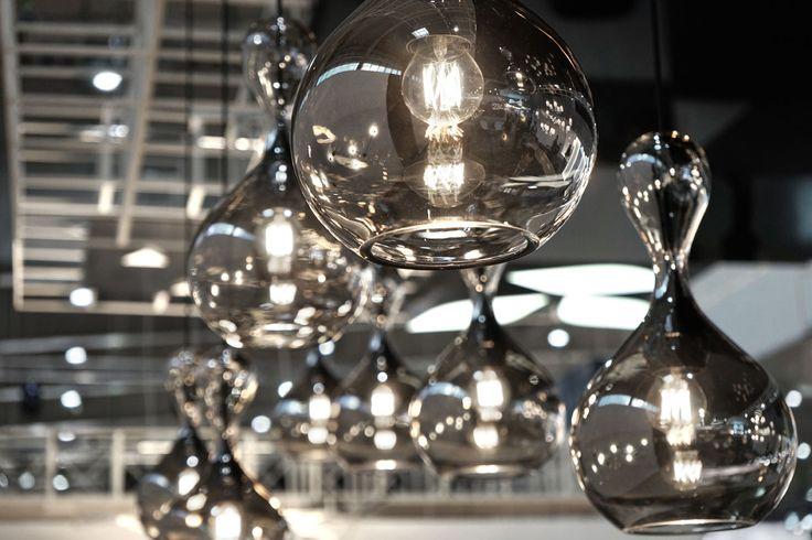 Blubb - Next Lighting                                                                                                     #glass lamp #suspension lamp