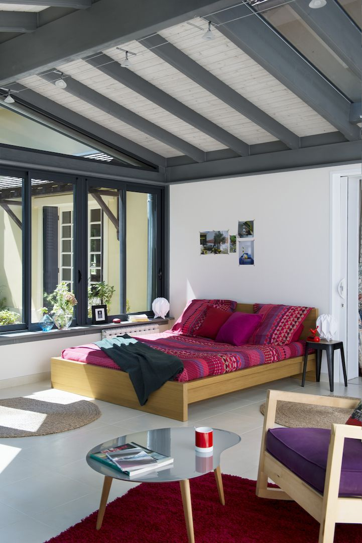 Véranda carla une suite parentale par vie veranda