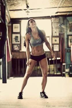 Perfect female athlete body <-- couldn't have said it any better.