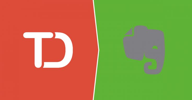 How To Use Todoist And Evernote Together via productivityist.com