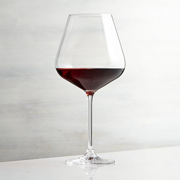 I really like these because they are 31 oz, like the other ones you got me Hip Red Wine Glass Crate and Barrel
