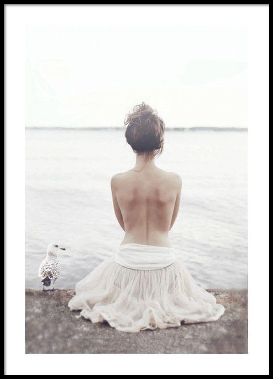Tove Frank Ballerina, poster in de groep Posters / Premium posters bij Desenio AB (Pre010027)