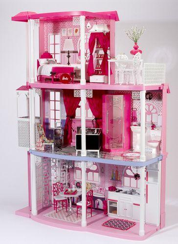Johnathan adler barbie jonathan adler ooak barbie town for Dream house days furniture