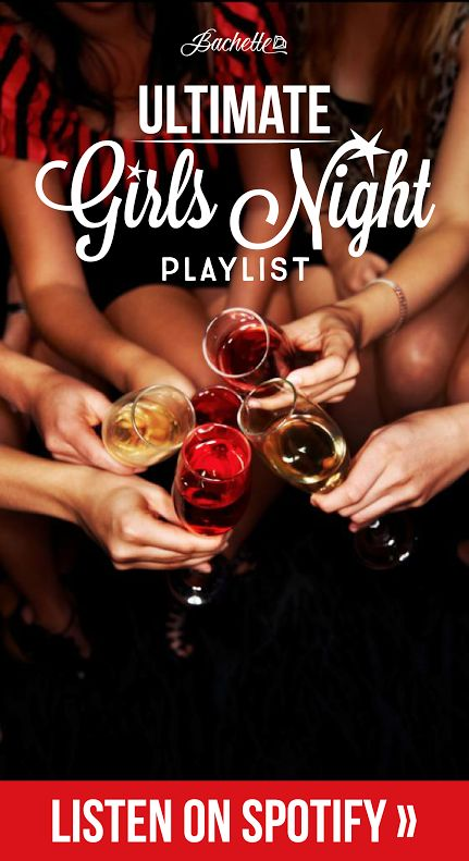 Get ready for your bachelorette party with our Ultimate Girls Night Playlist by Bachette! Listen on Spotify now! <3