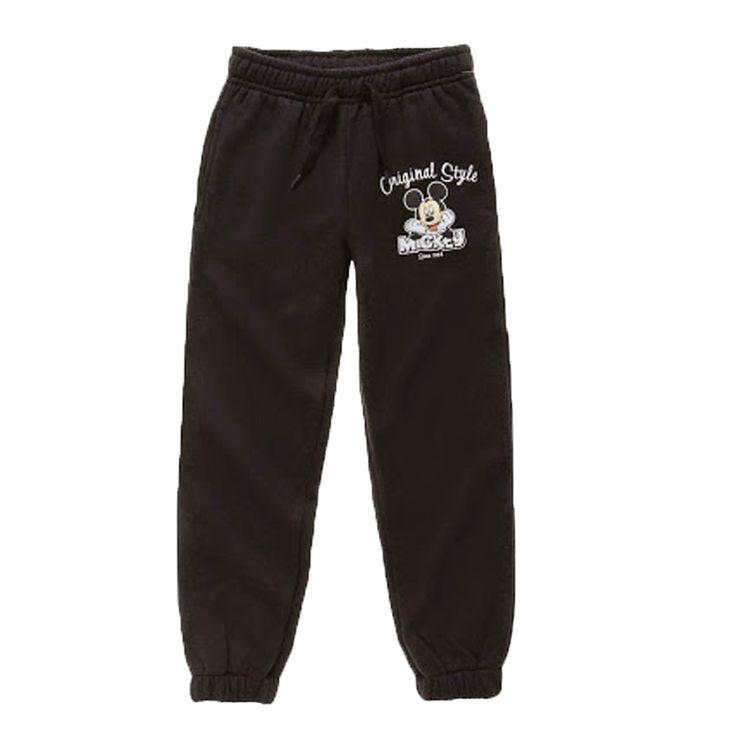 Ρούχα για αγόρια : Παντελόνι φόρμας αγόρι MICKEY ΜΆΥΡΟ 15.90 EURO
