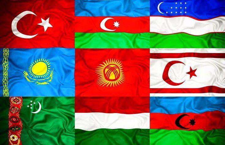Bağımsız TÜRK Devleti  Bayrakları