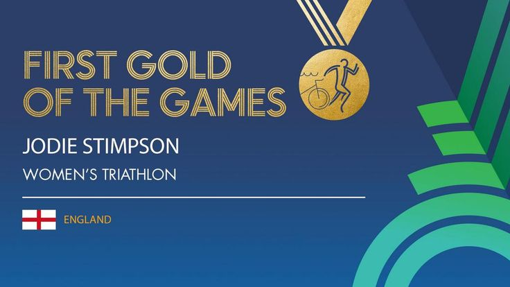 1st Gold of the 2014 Games