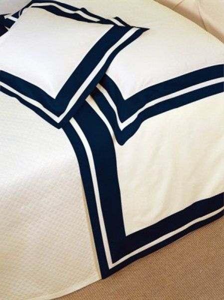 how to make bed linen