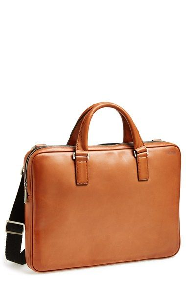 Free shipping and returns on Jack Spade 'Fulton' Briefcase at Nordstrom.com. A streamlined briefcase crafted from rich, smooth leather offers handsome and convenient on-the-go storage for everyday essentials.