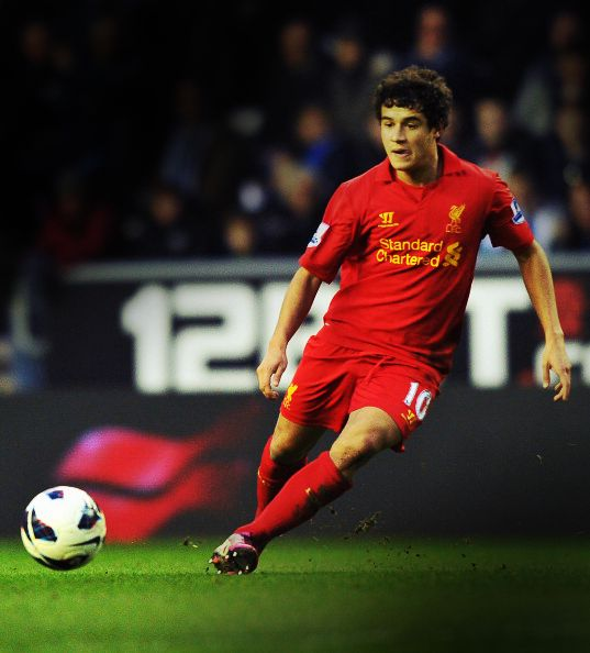 #Coutinho #LFC number 10.. So gaga  for this man <#