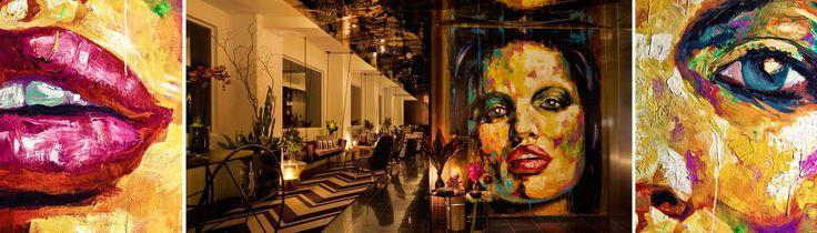 Adelphi Hotel - Flinders Lane, Melbourne, Australia.