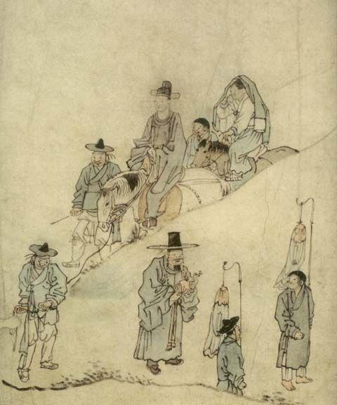 Kim Hong-do Wedding March